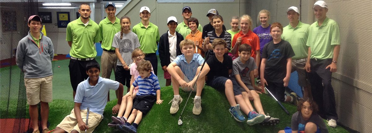 Kids Golf Training Camp Chicago